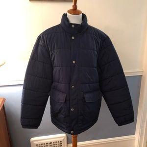 Other - EUC - Land's End Men's Blue Coat size L